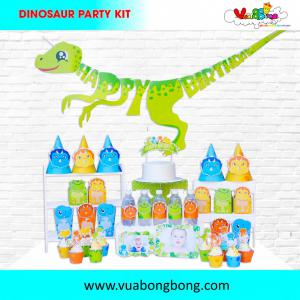 Chủ đề khủng long SET PARTY KIT